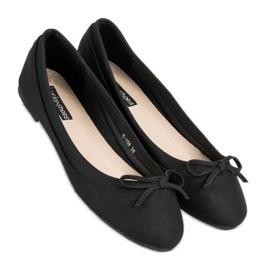 Lucky Shoes Black ballerinas 6