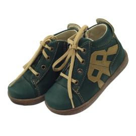 Baby Booties Ren But 1501 green brown 4
