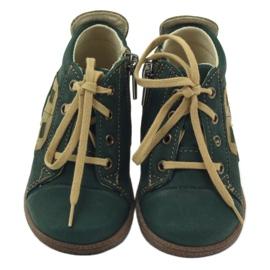 Baby Booties Ren But 1501 green brown 3