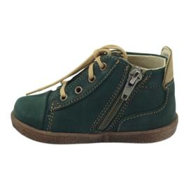 Baby Booties Ren But 1501 green brown 2