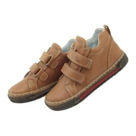 Boys' shoes, turnips, Ren But 1429 brown 4