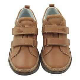 Boys' shoes, turnips, Ren But 1429 brown 3