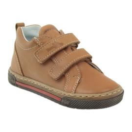 Boys' shoes, turnips, Ren But 1429 brown 1