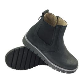 Girls boots Ren But 4389 black 3