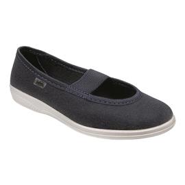 Befado children's shoes 274X005 navy 1