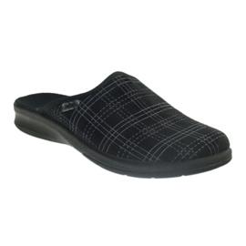 Befado men's shoes slippers 548m011 slippers black 1