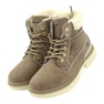 American Club brown American boots bootees winter boots 708122 picture 3