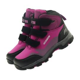 Mttrek Velcro booties MT TREK 011 fuchsia 4