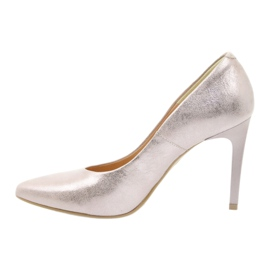 Espinto Pumps On High Heel Pearl Rose multicolored pink 2