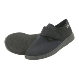 Befado Slippers Moccasins Dr. Orto Health 036d006 black 6