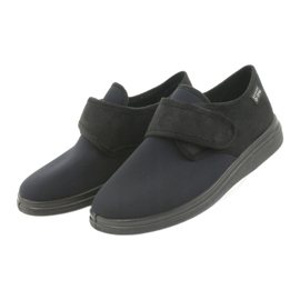 Befado Slippers Moccasins Dr. Orto Health 036d006 black 4