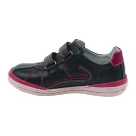 Boots Children's shoes Ren But 3193 navy blue multicolored pink 2