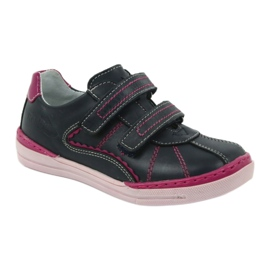 Boots Children's shoes Ren But 3193 navy blue multicolored pink 1