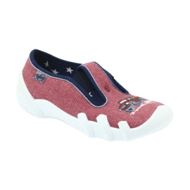Befado children's shoes slippers 290x134 multicolored brown 1