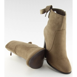 Ankle boots brown 1331 Khaki 7