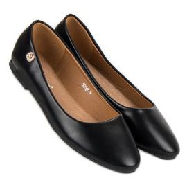 Classic ballerinas black 5