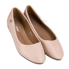 Classic ballerinas brown 3