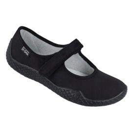 Befado women's shoes pu - young 197D002 black 1