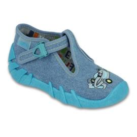 Befado children's shoes 110P320 blue 1