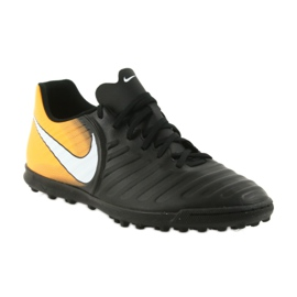 Football shoes Nike TiempoX Rio IV TF multicolored black 1