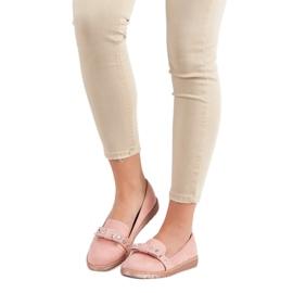 Juliet Pink ballerinas 1