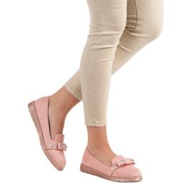 Juliet Pink ballerinas 2