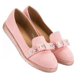 Juliet Pink ballerinas 3