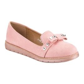 Juliet Pink ballerinas 4
