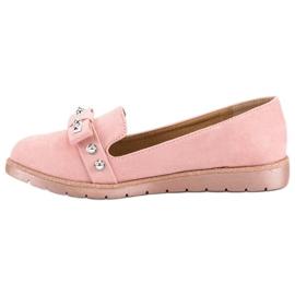 Juliet Pink ballerinas 5