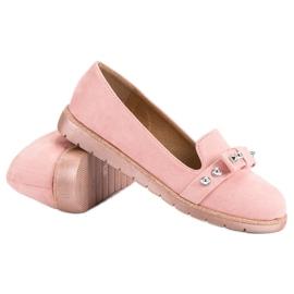 Juliet Pink ballerinas 6