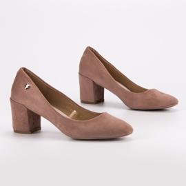 Classic VINCEZA pumps pink 6
