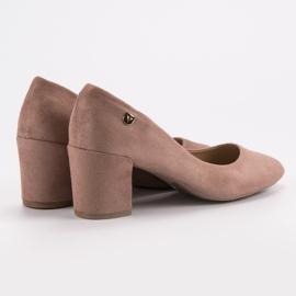 Classic VINCEZA pumps pink 5