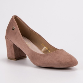 Classic VINCEZA pumps pink 3