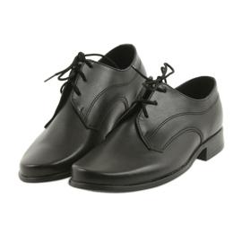 Miko shoes children's shoes boys communion black 4