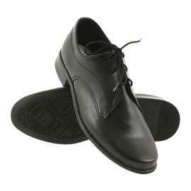 Miko shoes children's shoes boys communion black 3