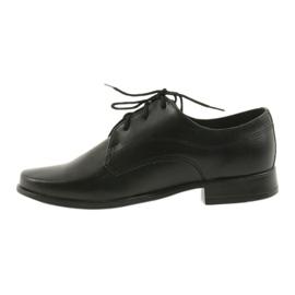 Miko shoes children's shoes boys communion black 2