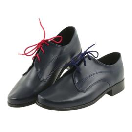 Miko shoes children's shoes Communion navy 4