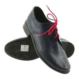 Miko shoes children's shoes Communion navy 3