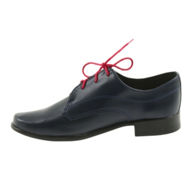Miko shoes children's shoes Communion navy 2