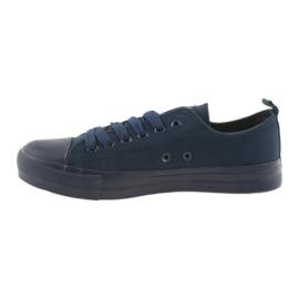 American Club navy blue sneakers LH05 2