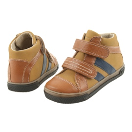 Boote shoes children's boots Ren But 3225 red / navy brown 4