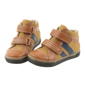 Boote shoes children's boots Ren But 3225 red / navy brown 3