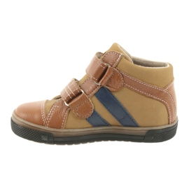Boote shoes children's boots Ren But 3225 red / navy brown 2
