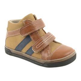 Boote shoes children's boots Ren But 3225 red / navy brown 1