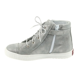 Shoes shoe girls silver Ren But 4279 2