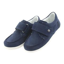 Bartek Boys' casual shoes, 55599 grenade navy 6