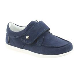 Bartek Casual shoes for boys 58599 garnet navy 1