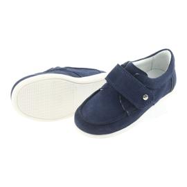 Bartek Casual shoes for boys 58599 garnet navy 3