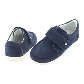 Bartek Casual shoes for boys 58599 garnet navy 4