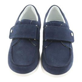 Bartek Casual shoes for boys 58599 garnet navy 5